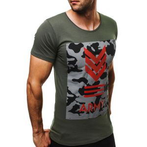 Majica s kratkimi rokavi Army